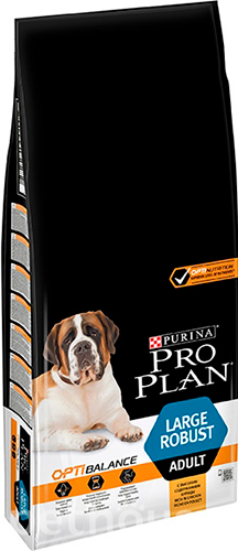 Purina Pro Plan Dog Adult Large Robust OptiHealth