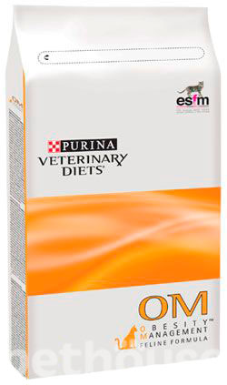 Purina Veterinary Diets OM - Overweight Management Feline, фото