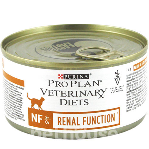 Purina Veterinary Diets NF - Renal Function Feline (консервы)