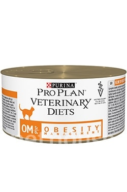 Purina Veterinary Diets OM - Overweight Management Feline (консервы), фото
