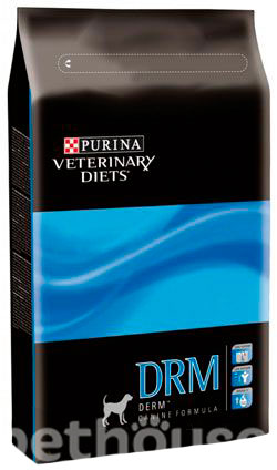 Purina Veterinary Diets DRM - Dermatologic Management Canine, фото
