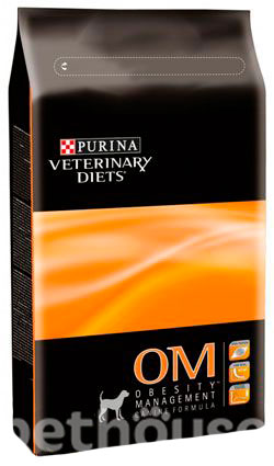 Purina Veterinary Diets OM - Overweight Management Canine, фото