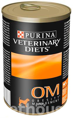 Purina Veterinary Diets OM - Overweight Management Canine (консервы), фото