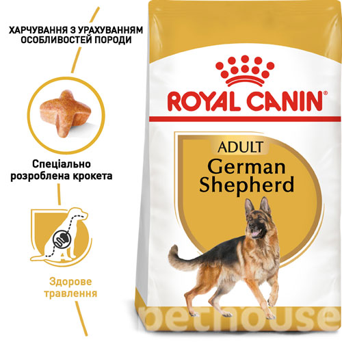 Royal Canin German Shepherd Adult, фото 3
