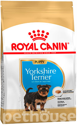 Royal Canin Yorkshire Terrier Junior, фото