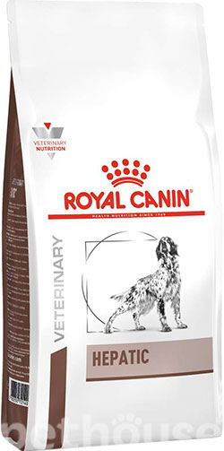 Royal Canin Hepatic Canine, фото