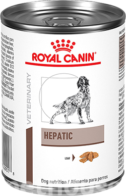 Royal Canin Hepatic Canine Cans, фото