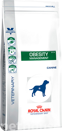 Royal Canin Obesity Canine, фото