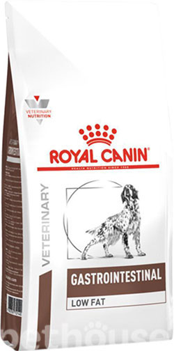 Royal Canin Gastro Intestinal Low Fat Canine, фото
