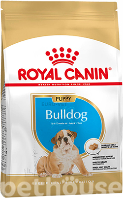 Royal Canin Bulldog Junior, фото