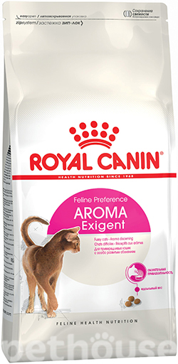 Royal Canin Exigent Aromatic Attraction, фото