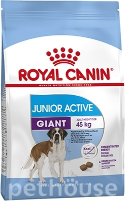 Royal Canin Giant Junior Active, фото