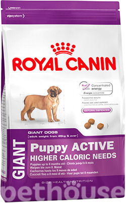 Royal Canin Giant Puppy Active, фото