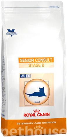Royal Canin Feline Senior Stage 2, фото