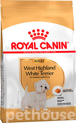 Royal Canin Westie, фото
