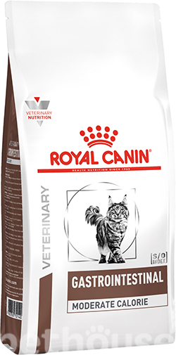 Royal Canin Gastro Intestinal Moderate Calorie Feline, фото