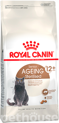 Royal Canin Sterilised 12+, фото