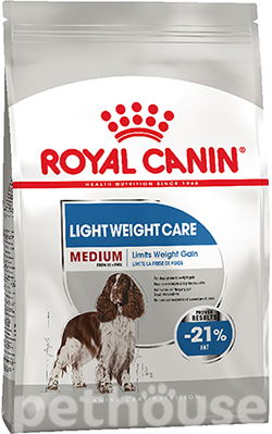 Royal Canin Medium Light Weight Care, фото