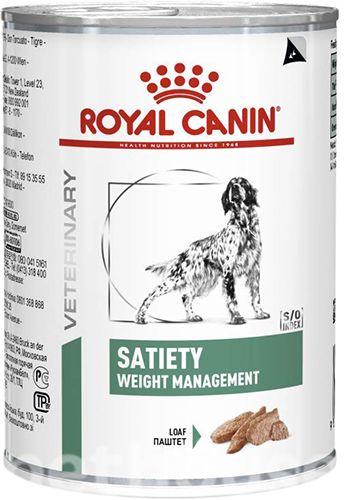 Royal Canin Satiety Weight Management Canine Cans, фото 2