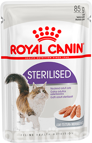 Royal Canin Sterilised в паштете, фото 2
