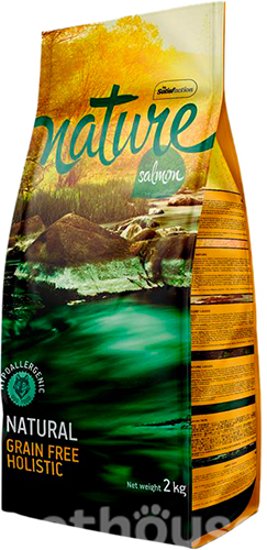 Satisfaction Nature Dog Salmon Grain Free