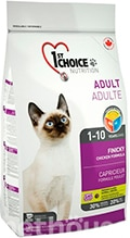 1st Choice Finicky (Active) для кошек