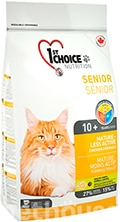 1st Choice Senior Cat