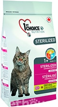 1st Choice Sterilized Cat