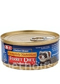8in1 Complete Nutrition Ferret Diet Chicken Dinner