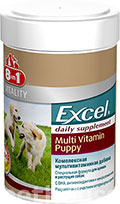 8in1 Excel Multi-Vitamin Puppy