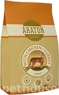 Araton Cat Adult Chicken & Turkey