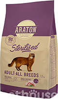 Araton Cat Adult After Sterilization
