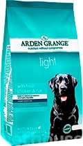 Arden Grange Adult Dog Light