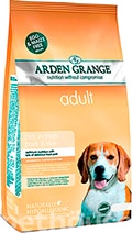 Arden Grange Adult Dog Pork & Rice