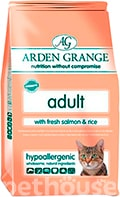 Arden Grange Adult Cat Fresh Salmon & Rice