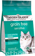 Arden Grange Adult Cat Sensitive Ocean White Fish & Potato