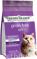 Arden Grange Adult Cat Light Fresh Chicken & Potato