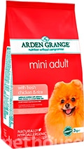 Arden Grange Mini Adult Dog Chicken & Rice