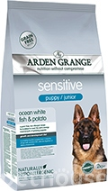 Arden Grange Sensitive Puppy/Junior Ocean White Fish & Potato