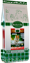 Baskerville Aktive Dog