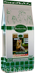 Baskerville Adult Small Breed