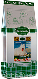 Baskerville Adult Sensitive Dog