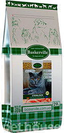 Baskerville Sterilised Cat