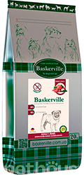 Baskerville Grain Free Dog Adult Small Breed