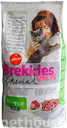 Brekkies Excel Cat Interior