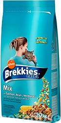 Brekkies Excel Cat Mix Fish