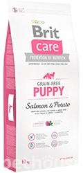 Brit Care Grain Free Puppy Salmon and Potato