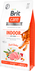 Brit Care Cat Grain Free Indoor Anti-Stress