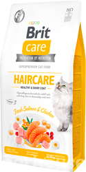 Brit Care Cat Grain Free Haircare Healthy & Shiny Coat