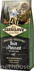 Carnilove Dog Adult Duck & Pheasant